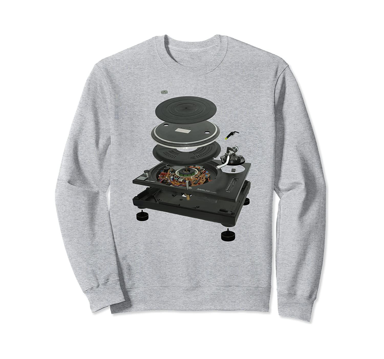 1210 Exploded Sweatshirt