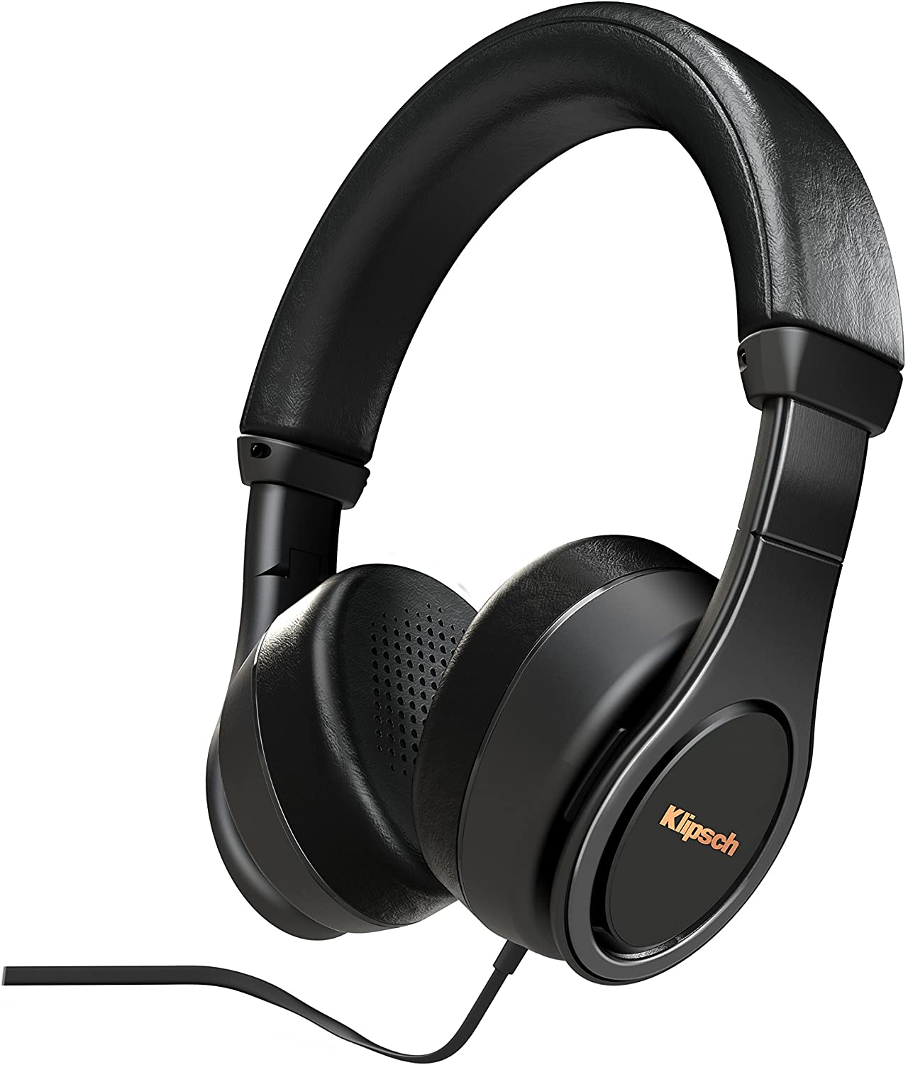 Klipsch Reference On-Ear II Headphones (Black)
