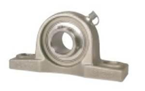 VXB Brand SSUCP205-16 Pillow Block Unit 1 inch Bore Set Screw Mounted Bearings