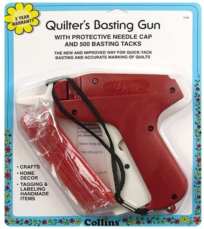Collins Quilters Basting Gun