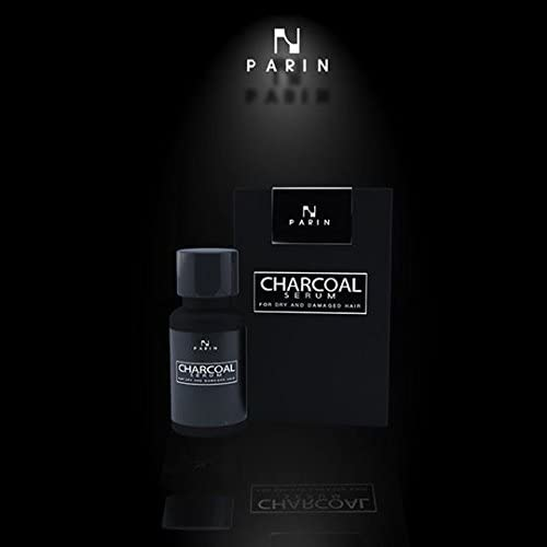 100X CHARCOAL SERUM Hair Serum Reduce hair fall and stimulating the regeneration of hair.