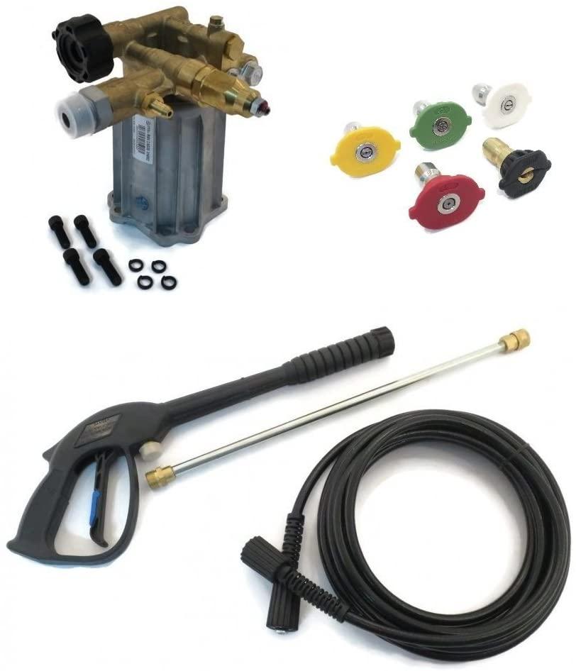 Annovi Reververi 3000 psi Pressure Washer Pump & Spray KIT - Sears Craftsman 580.752230 020371-0 by The ROP Shop