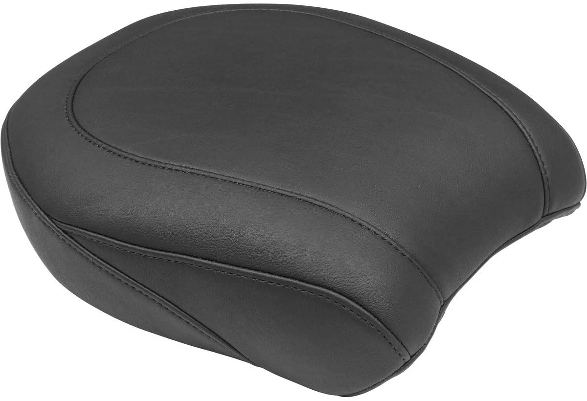 Mustang Tripper Wide Passenger Seat for 14-17 Harley FXDF