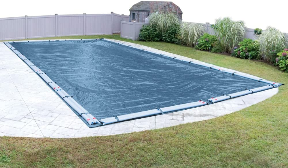 Robelle 352040R Super Winter Pool Cover for In-Ground Swimming Pools, 20 x 40-ft. In-Ground Pool