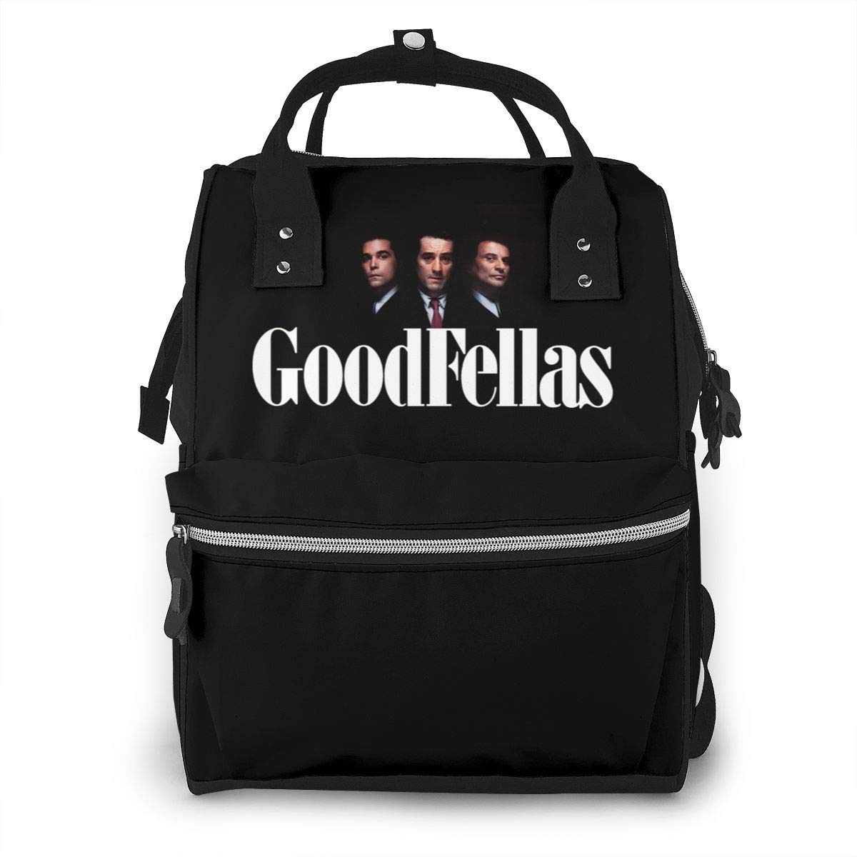 Goodfellas Diaper Bag Multi-Function Waterproof Travel Backpack Nappy Bags for Baby Care Mummy Backpack