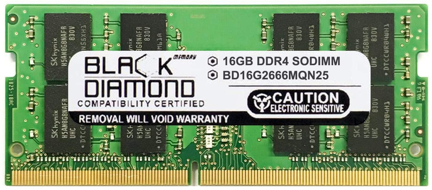 16GB Memory RAM Compatible for HP - Compaq HP 14 14-bw005ur,14-bp001nj,14-bp002la,14-bp043tx,14-bp036tx,14-bp091no,14-bp033tx,14-bp021nd,14-bp005la,14-ar003tu