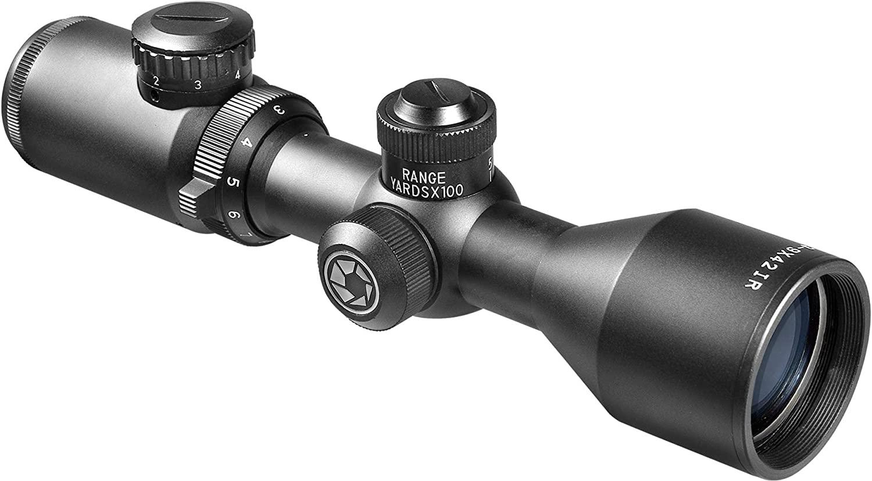 BARSKA 3-9x42 IR Contour Riflescope