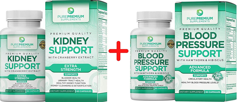 Premium Kidney Support (Plus) Blood Pressure Support