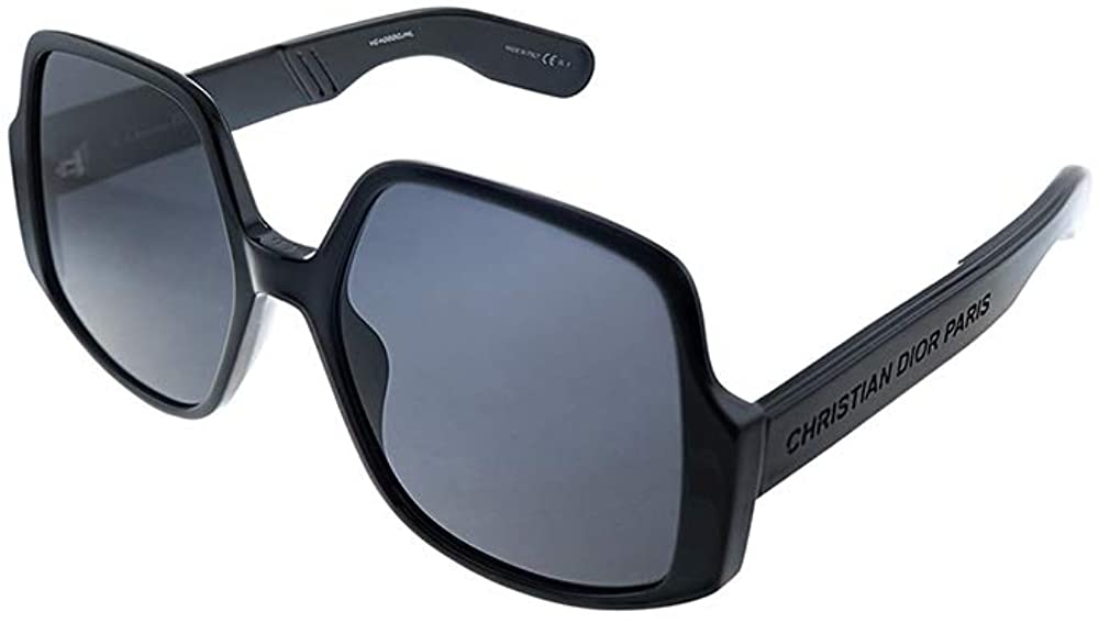 Dior DIOR INSIDE OUT 1 BLACK/GREY 57/19/145 women Sunglasses
