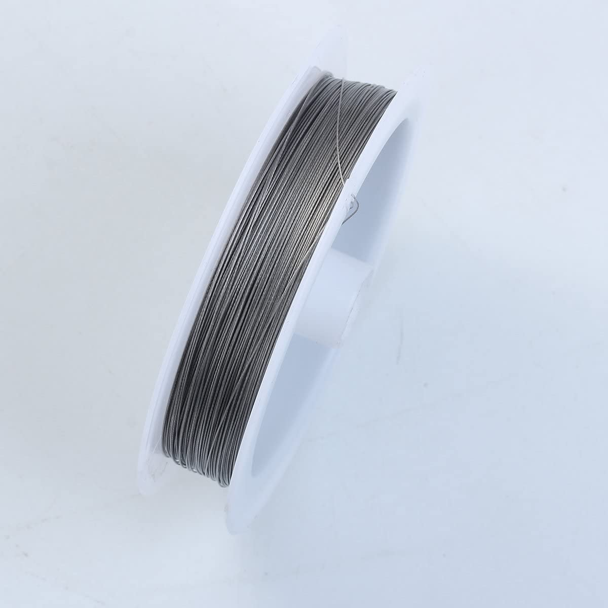 Antique Silver Color Wire 28 Gauge Thickness 0.3MM WAS-101-28G