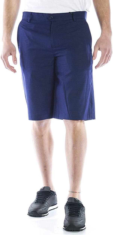 Daniele Alessandrini - Men'S Bermuda E311R12103801 Blue