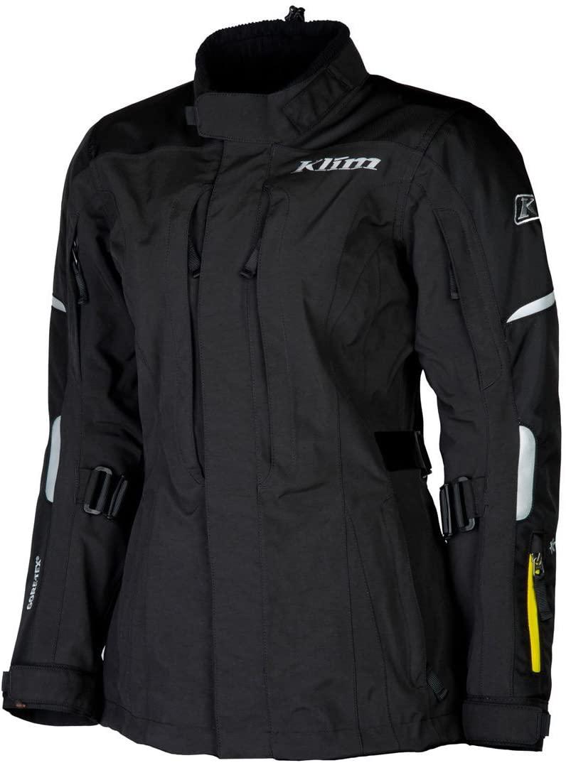 Klim Altitude Women's MX Motorcycle Jacket - Black/Small