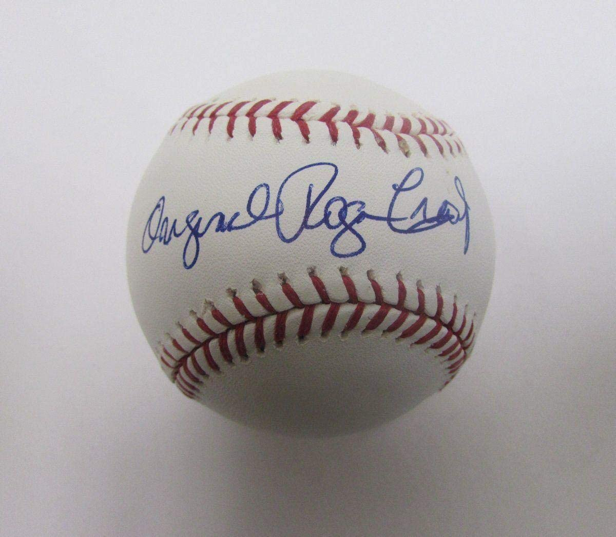Roger Craig Dodgers Signed/Autographed OML Baseball Steiner 138745 - NFL Autographed Miscellaneous Items