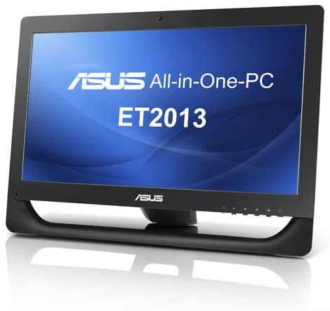 ASUS ET2013IUTI-03 20-Inch All-in-One Desktop (2.6 GHz Intel G2030T Pentium Processor, 4GB DDR3, 500GB HDD, Windows 7 Home Premium) Black (Discontinued by Manufacturer)