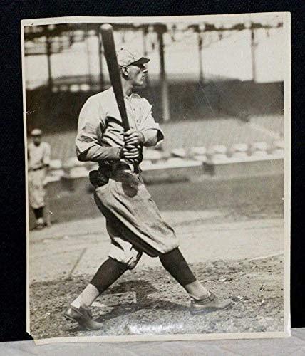 1917 Walter Cruise, St. Louis Cardinals, Original Charles Conlon Photo, 8 x 10 - MLB Unsigned Miscellaneous