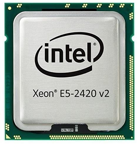 Intel Xeon E5-2420 v2 Six-Core Processor 2.2GHz 7.2GT/s 15MB LGA 1356 CPU, OEM (CM8063401286503) (Renewed)