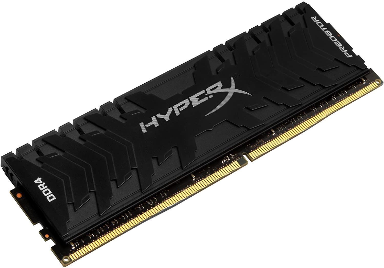 HyperX Predator Black 16GB 2400MHz DDR4 CL12 DIMM XMP (HX424C12PB3/16)