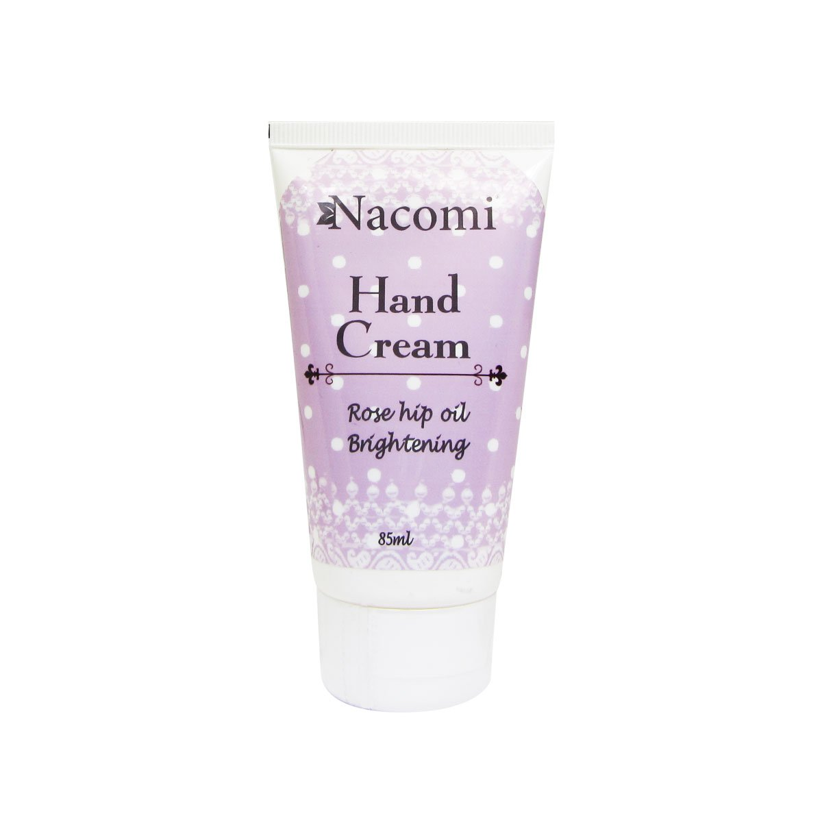 Nacomi Hand Cream Rose Hip Oil 85ml