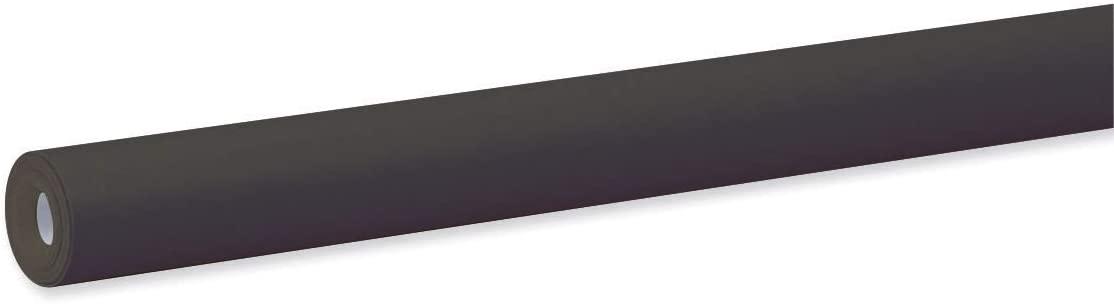 Pacon PAC57305 Fadeless Bulletin Board Art Paper, 4-Feet by 50-Feet, Black (57305)