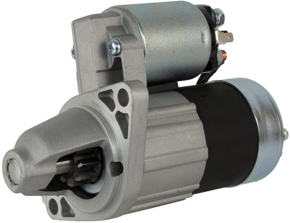 Rareelectrical STARTER COMPATIBLE WITH UNIVERSAL MARINE INBOARD M-50B M2-12 M3-20 M3-20A M3-20B 299512 301295