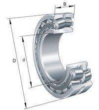FAG 24136-E1 SPHERICAL ROLLER BEARING