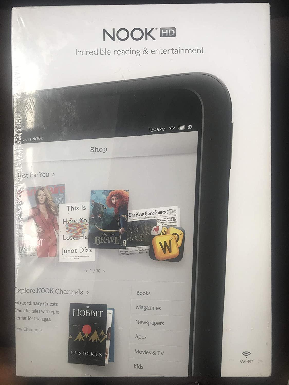 Barnes & Noble NOOK HD Tablet 8GB