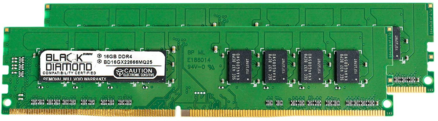 32GB Kit(2X16GB) Memory RAM Compatible for HP Pavilion 570 570-p075cn,570-p077a,570-p077ng,570-p079nb,570-p080ns,570-p081ng,570-p084nb,570-p513ng,570-p595ng,570-p013wb
