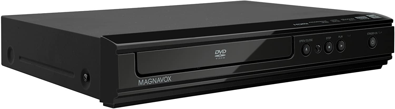 Magnavox MDV3000/F7 Up Conversion DVD player, Black