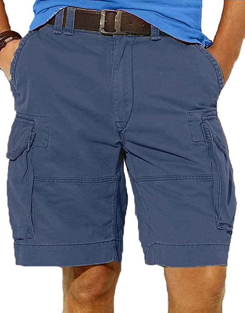Ralph Lauren Polo Mens Chino Cargo Shorts
