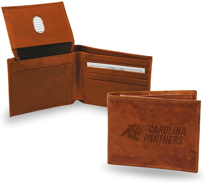 Rico Industries NFL Arizona Cardinals Embossed Leather Billfold Wallet