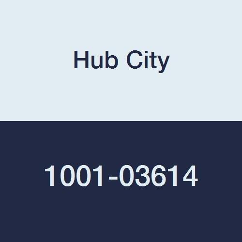 Hub City IndustriaLine 1001-03614 PB350HX2-11/16 Pillow Block Bearing, 2.69