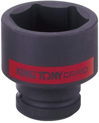king tony 853576S Impact Socket, 1/2-3/8-inch