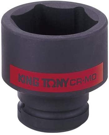 king tony 853580S Impact Socket, 1/2-1/2-inch