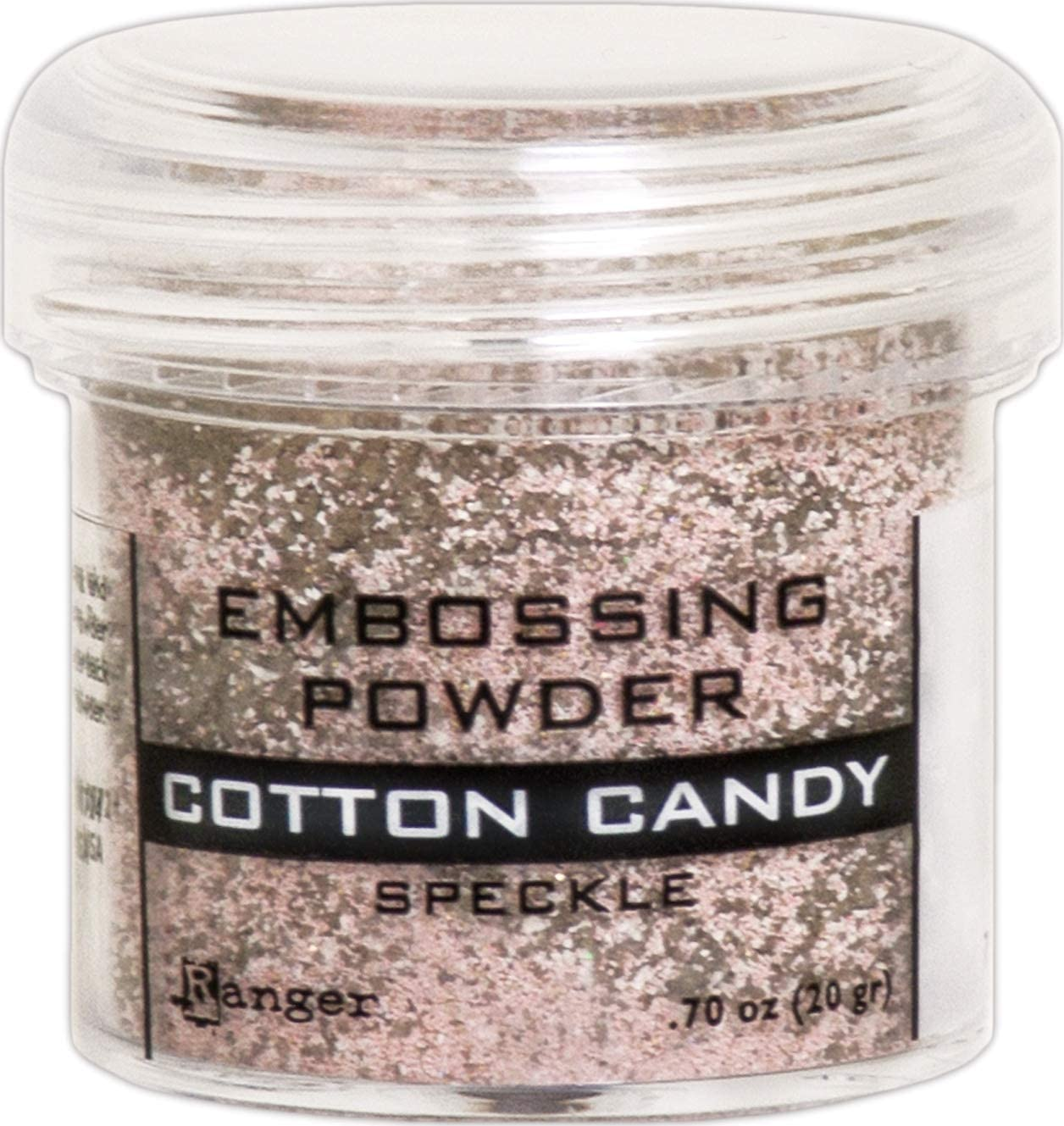 RANGER INDUSTRIES EMBOSSING POWDER COTTN CNDY, Cotton Candy