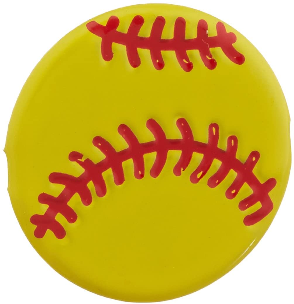 EYELET OUTLET Brads, Softball 12/Package
