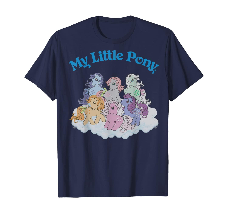 My Little Pony Classic Group Shot T-Shirt