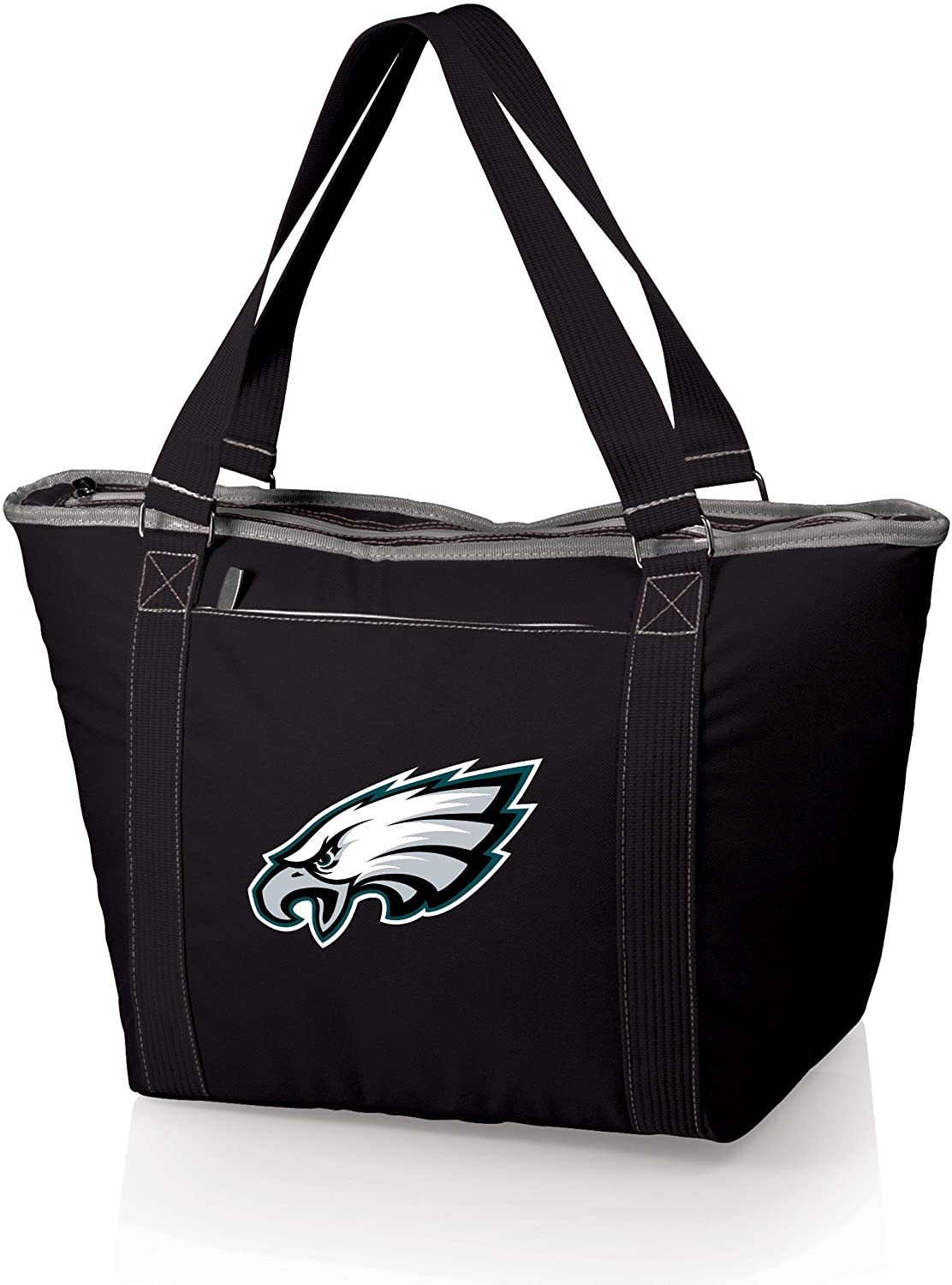 NFL Philadelphia Eagles Topanga Insulated Cooler Tote, Black