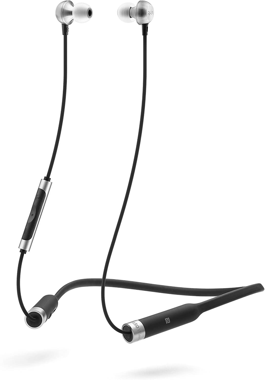 RHA MA650 Wireless Earbuds: Sweat-Proof Bluetooth in-Ear Headphones with 12hr Battery, 3 Year Warranty Included