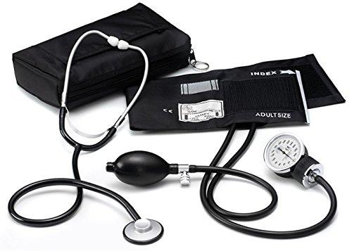 Prestige Medical Basic Aneroid Sphygmomanometer/Dual Head Kit