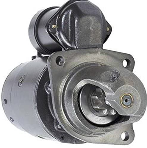 Rareelectrical NEW 12V 10 TEETH STARTER COMPATIBLE WITH HYSTER LIFT TRUCK H-40 CONTINENTAL G-193 1972-1976 1108284 1108284 1108390 1108390 10455322 10461620 12301477 323-648 323648 296840 3001016