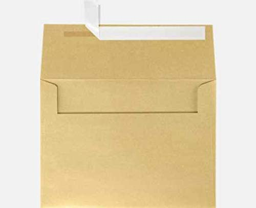 A4 Invitation Envelopes (4 1/4 x 6 1/4) (Pack of 50)