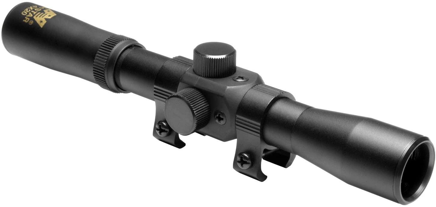 NcStar 4X20 Compact Air Scope/Blue Lens (SCA420B),multi