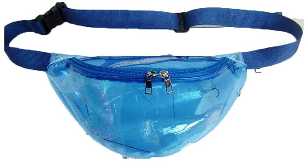 Suluo Holographic Pack/Waist Bags Packs Waist Bags Packs Laser Travel Beach Purse