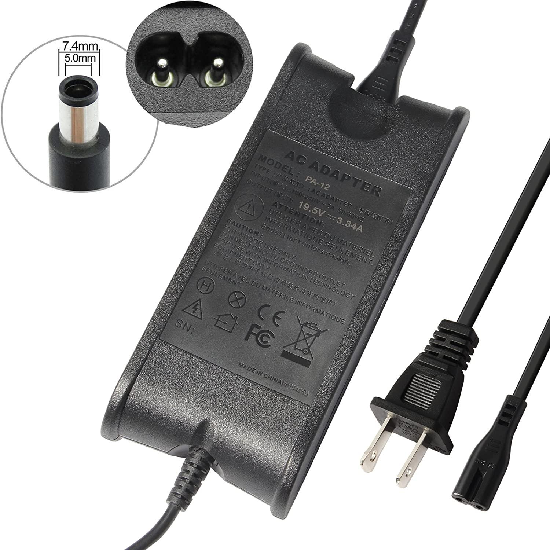 Futurebatt AC Adapter Laptop Charger for Dell Inspiron 1420 1501 1520 1521 1525 1545 1564 6000 6400 8500 9300 300M 500M 505M 600M 640M 700M 710M E1405 E1505 14R N4010 N4110 15-M5010 M5030 N5030 N5040