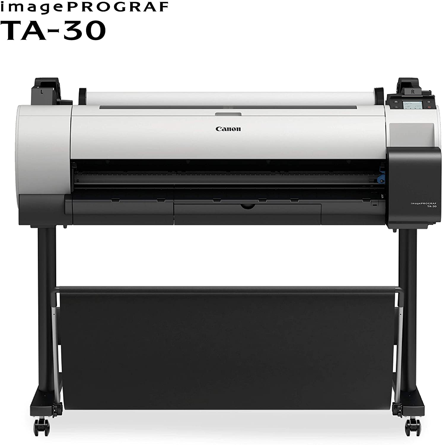 """Canon Image PROGRAF TA-30 with Stand 36"""" Large Format Inkjet Printer"""