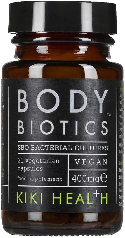 Kiki Health Body Biotics SBO Probiotic Formula - Pack of 30 Vegicaps