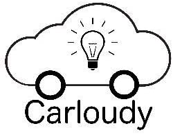 Carloudy Smart, Portable, Wireless Head Up Display With Base