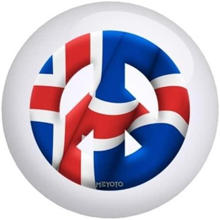 Iceland Meyoto Flag Bowling Ball