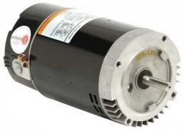 US Motors ASB130 or EB130, 2 HP, Single Speed, 3450 RPM Pool and Spa Motor
