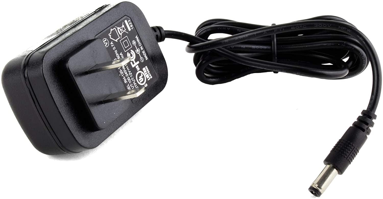 MyVolts 5V Power Supply Adaptor Compatible with Wharfedale Music Station 5348736 iPod Dock - US Plug